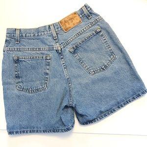 Vintage The London Jean Denim Shorts High Waisted